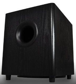 OSD Audio S 12 12 inch High Powered Home Theatre 150 Watt Subwoofer, Black Electronics