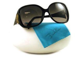 Emilio Pucci 673S Sunglasses Color 001: Emilio Pucci: Shoes