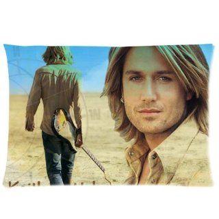 "Keith Urban Pillowcase Covers Standard Size 20""x30"" CC3340"