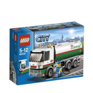 LEGO City: Tanker Truck (60016)      Toys