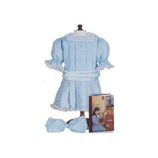 """""""Samantha's Winter Party Dress & Book"""" for 18"""" American Girl Doll Toys & Games"""