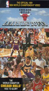 Learning to Fly   The World Champion Chicago Bulls' Rise to Glory (1991 NBA Championship Video) [VHS]: Chicago Bulls, Michael Jordan: Movies & TV