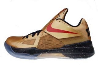 Nike Zoom Kd Iv Gold Medal (473679 702) Limited (9 D(M) US): Shoes