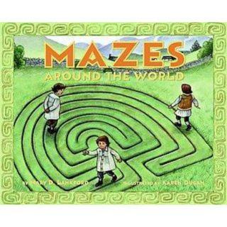 Mazes Around the World (Hardcover)