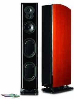 Polk Audio LSiM 707 Loudspeaker (Mt. Vernon Cherry, Each) Electronics