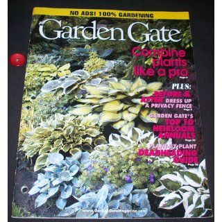 Garden Gate Magazine The Illustrated Guide To Home Best