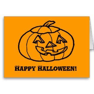 Happy Halloween   Tormented Soul Deceiving Card
