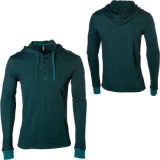 RVCA Thermal X Hooded Sweatshirt   Mens
