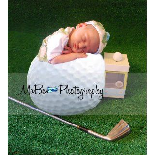 Baby Aspen Sweet Tee Three Piece Golf Layette Set in Golf Cart Packaging  Infant And Toddler Layette Sets  Baby