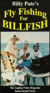 Hooked On Fly Fishing,  BP1 Billy Pate's Fly Fishing for Billfish [VHS] Kelly Watt, Billy Pate, Jim Watt Movies & TV