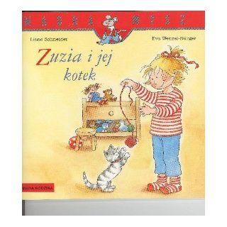 Madra Mysz Zuzia I Jej Kotek (Polska wersja jezykowa): Eva Wenzel Burger: 5907577173128: Books