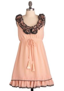 Ryu French Rose Dress  Mod Retro Vintage Dresses