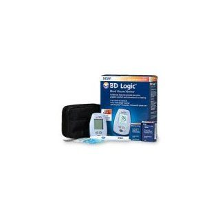 BD Logic Blood Glucose Monitor   Ideal for Insulin Users 1 ea Health & Personal Care