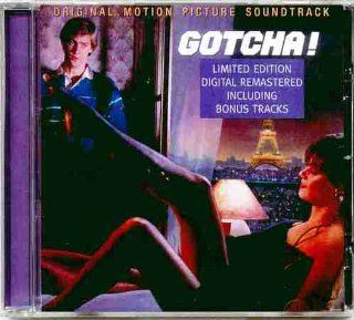 Gotcha! ~ Motion Picture Soundtrack (Original 1985 Curb Records, DIGITALLY REMASTERED European CD in 1997 Containing 16 Tracks Featuring: Giuffria, Hubert Kah, Bronski Beat, Kik Kershaw, Bill Conti, Thereza Bazar, Camelflage, Joan Jett & The Blackheart