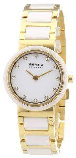 Bering Time 10725 751 Ladies Ceramic White Watch: Watches