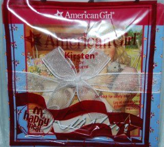 McDonalds Happy Meal 2009 American Girl Book   Kirsten: Toys & Games