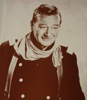 Copy of Sepia Print of John Wayne 766