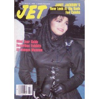 Jet Magazine August 17, 1987 Janet Jackson New Look!: Various: Books