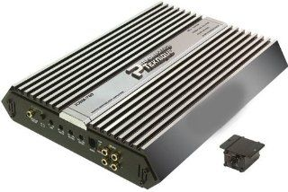 Performance Teknique ICBM 781 1800W Digital Monoblock Power Amplifier  Vehicle Mono Subwoofer Amplifiers