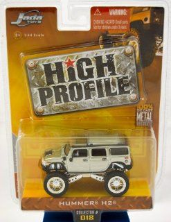 Hummer H2   Jada Toys   High Profile   Collector #018   Die Cast Metal   164 Scale   Limited Edition   Mint   Collectible   (PR) Toys & Games