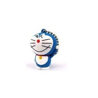 64 GB doraemon shape Style USB Flash Drive keychain: Computers & Accessories