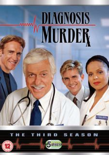 Diagnosis Murder   Series 3      DVD