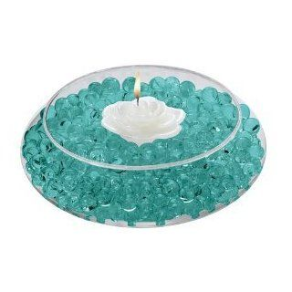 1 Pound Bag Crystal Soil Water Beads for Party Table Centerpieces ,Floral Arrangements (Turquoise) Health & Personal Care