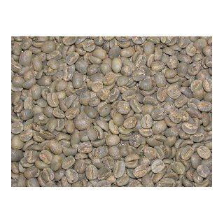 Kenya AA Green Coffee Beans   5lbs  Coffee Substitutes  Grocery & Gourmet Food