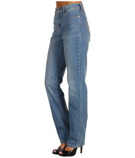 Levis® Womens 512™ Perfectly Slimming Straight Leg Jean Barely Blue w/ Feather Arrowhead Arcuate