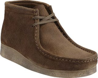 Clarks Wallabee Boot First   Taupe Distressed