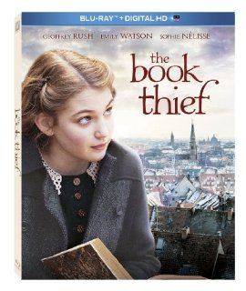 The Book Thief [Blu ray]: Sophie N�lisse, Kelly Macdonald, Michael Shannon, Geoffrey Rush, Emily Watson: Movies & TV