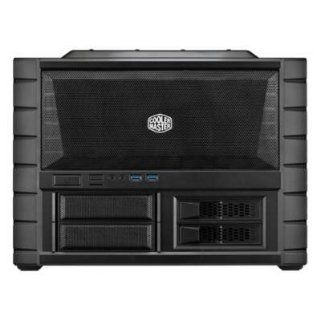 Cooler Master RC 902XB KKN1 Black HAF XB Desktop 2/2/(6x2.5) Bay USB 3.0 ATX Computer Case: Computers & Accessories