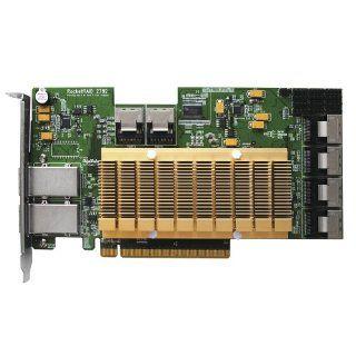 HighPoint RocketRAID 2782 PCI e X16 SAS/SATA 6Gb/s RAID Controller: Electronics
