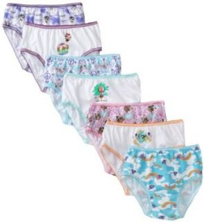 Handcraft Girls 2 6X Littlest Pet Shop Seven Pack Underwear Set Clothing