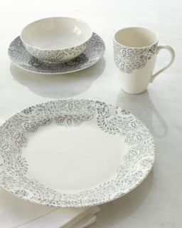 Four Piece Marchesa French Lace Place Setting   Lenox