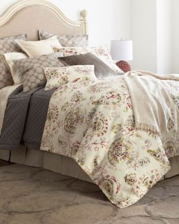 King Anya Floral Duvet Cover, 102 x 96   Legacy By Friendly Hearts