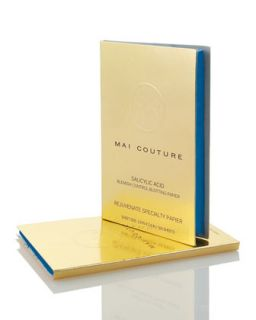 Salicylic Acid Blotting Paper   Mai Couture