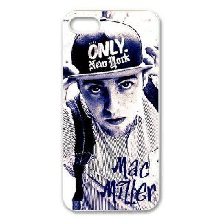 Mac Miller Hard Plastic Back Cover Case for iphone 5/iphone 5s: Cell Phones & Accessories