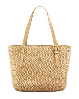 Jav Squishee Tote Bag, Natural   Eric Javits