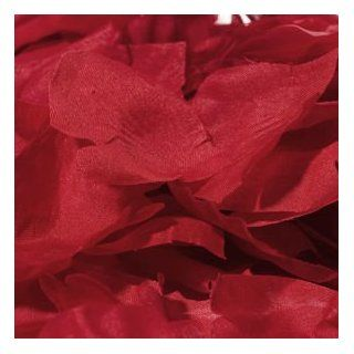 Silk Red Rose Petals: Toys & Games