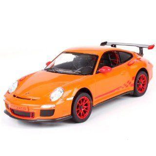 1/14 Scale Radio Remote Control Porsche 911 GT3 R S RC Car R/C RTR Orange  Hobby Rc Cars  Patio, Lawn & Garden