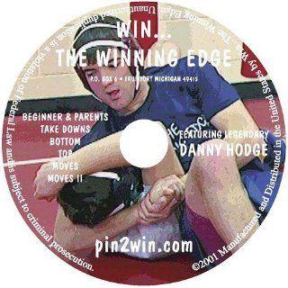 "WinThe Winning Edge Wrestling Video Series on DVD Dennis Lee, Matt Tufts, Dan Lee, Danny Hodge, "", Matthew Tufts Movies & TV"