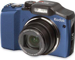 Kodak Easyshare Z915 Digital Camera (Blue)  Point And Shoot Digital Cameras  Camera & Photo