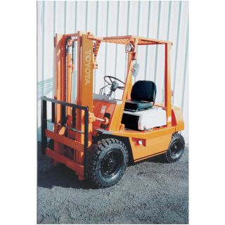 MITSUBISHI Reconditioned Forklift — 2 Stage with Side Shift, 3000-lb. Capacity, 1997–2003  Forklifts