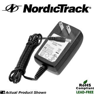 NordicTrack AudioStrider 600, CX650, 800, CX920 Elliptical 'Wall Plug' Power Supply / AC Adapter