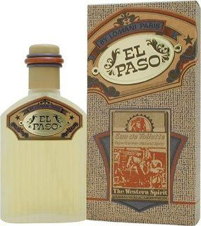 El Paso By Lomani For Men. Eau De Toilette Spray 3.4 Ounces : Beauty
