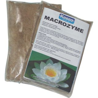 Kasco Marine Macro-Zyme Pond Bacteria — 8-Oz. Pk., Model# MZ8  Pond Cleaners