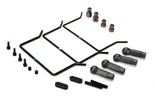 Vaterra 334001 Rear Sway Bar Kit Twin Hammers Toys & Games