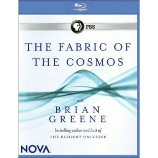 NOVA: The Fabric of the Cosmos (2 Discs) (Blu ray)