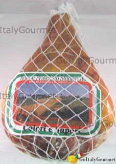 "Italian Prosciutto ""Colori e Sapori"" (14lb) : Meat And Game : Grocery & Gourmet Food"